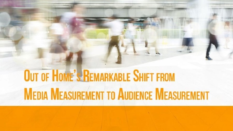 Stop Media Measurement & Measure The Audience